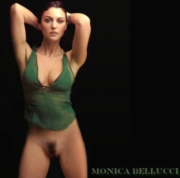 Maria bellucci nuda Monica Bellucci Naked Icloud Leaks Of Celebrity Photos